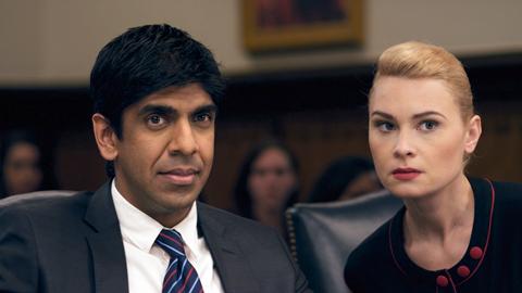 The Advocate (2013) - Sachin Mehta and Kristina Klebe