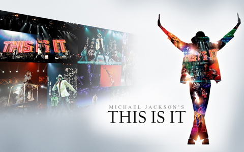 Michael Jackson's This Is It artwork